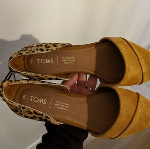 Toms Shoes - Tom's flats